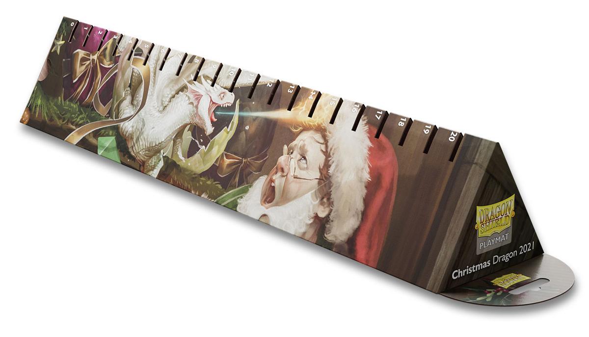 Dragon Shield Christmas 2021 Playmat box