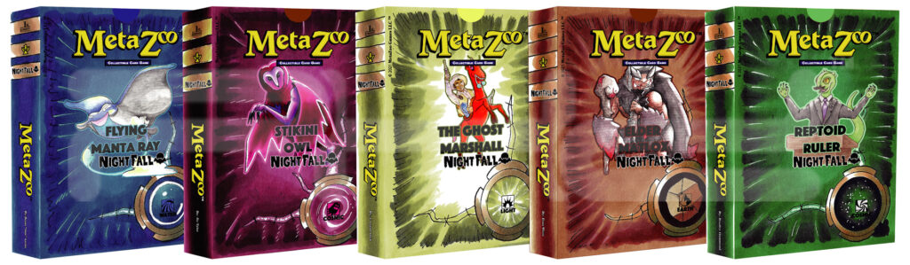 MetaZoo: Nightfall Theme Decks