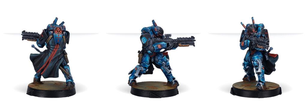 Knight of Santiago (Spitfire) mini