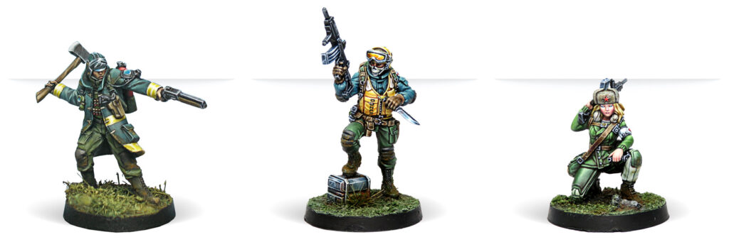 Ariadna Support Pack minis