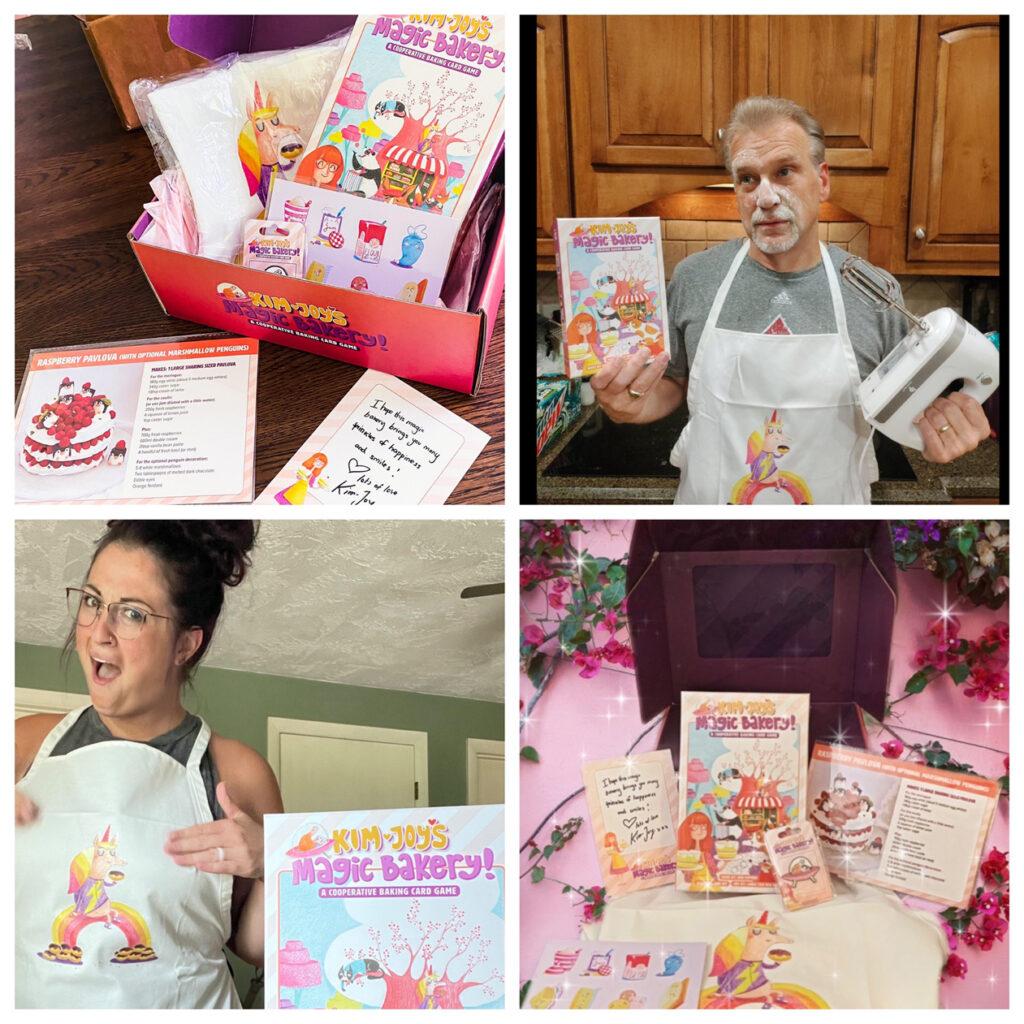 Kim-Joy's Magic Bakery photos