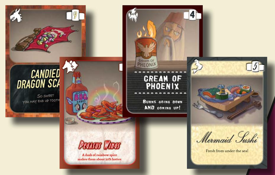 Unicorn Stew cards