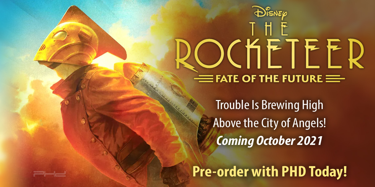 The Rocketeer: Fate of the Future — Prospero Hall