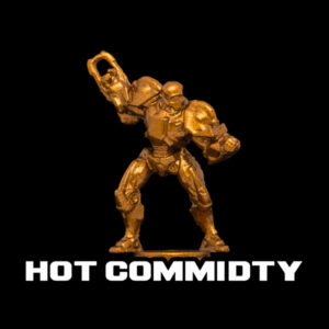 Hot Commodity mini