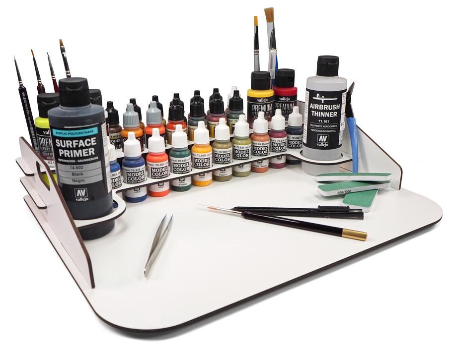 40cm × 30cm Paint Stand full