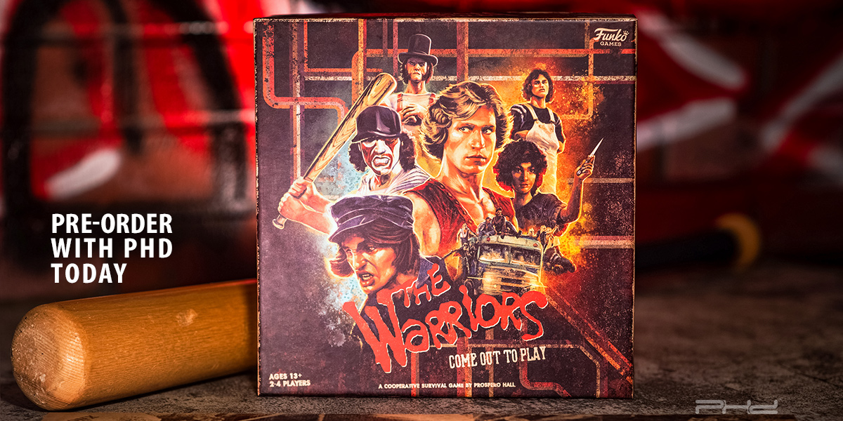 The Warriors: Come Out to Play — Funko Games