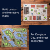 Dungeon Craft: Vol. 1 info