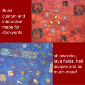 Dungeon Craft: Hell & High Water contents