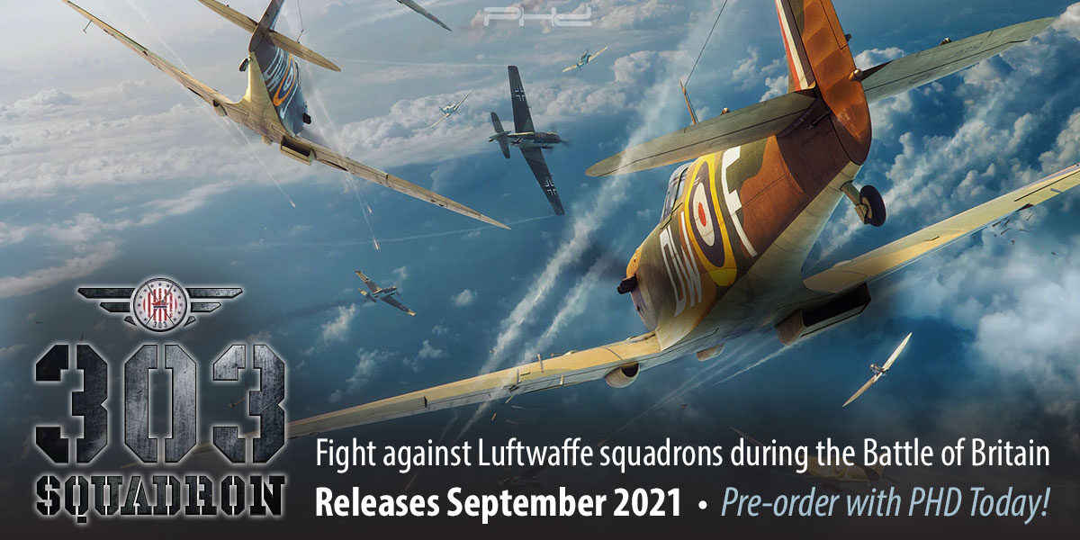 303 Squadron — Ares Games