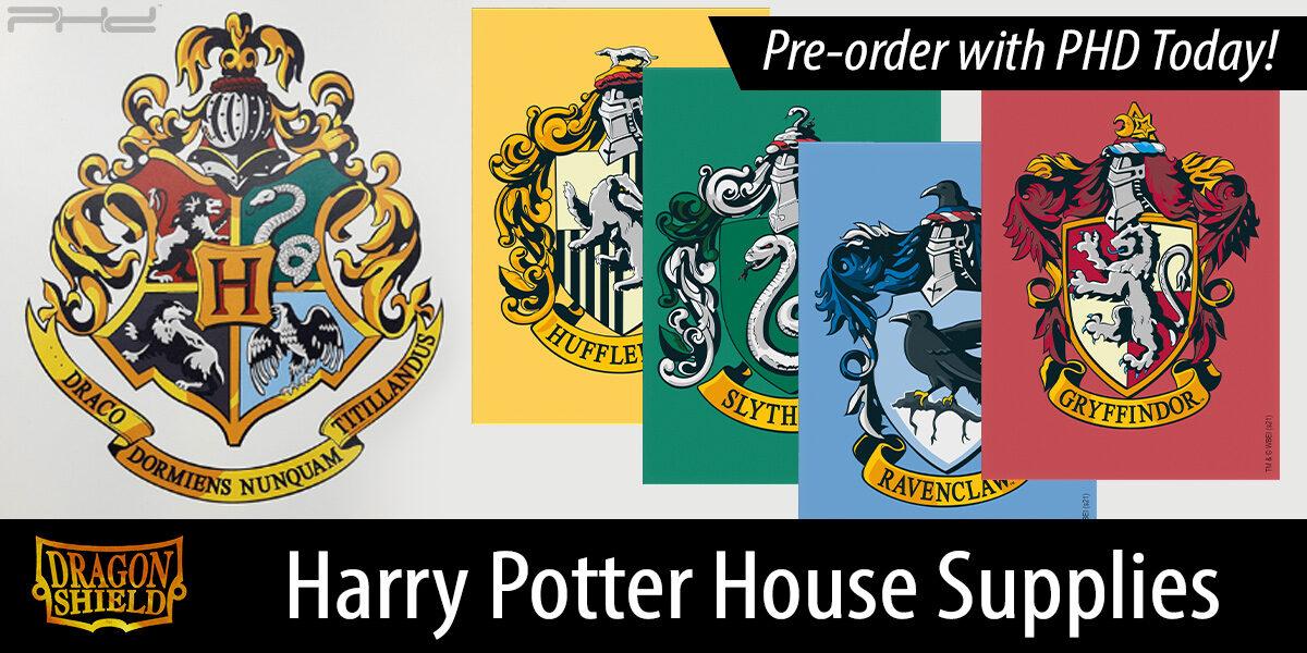 Dragon Shield: Harry Potter Supplies — Arcane Tinmen