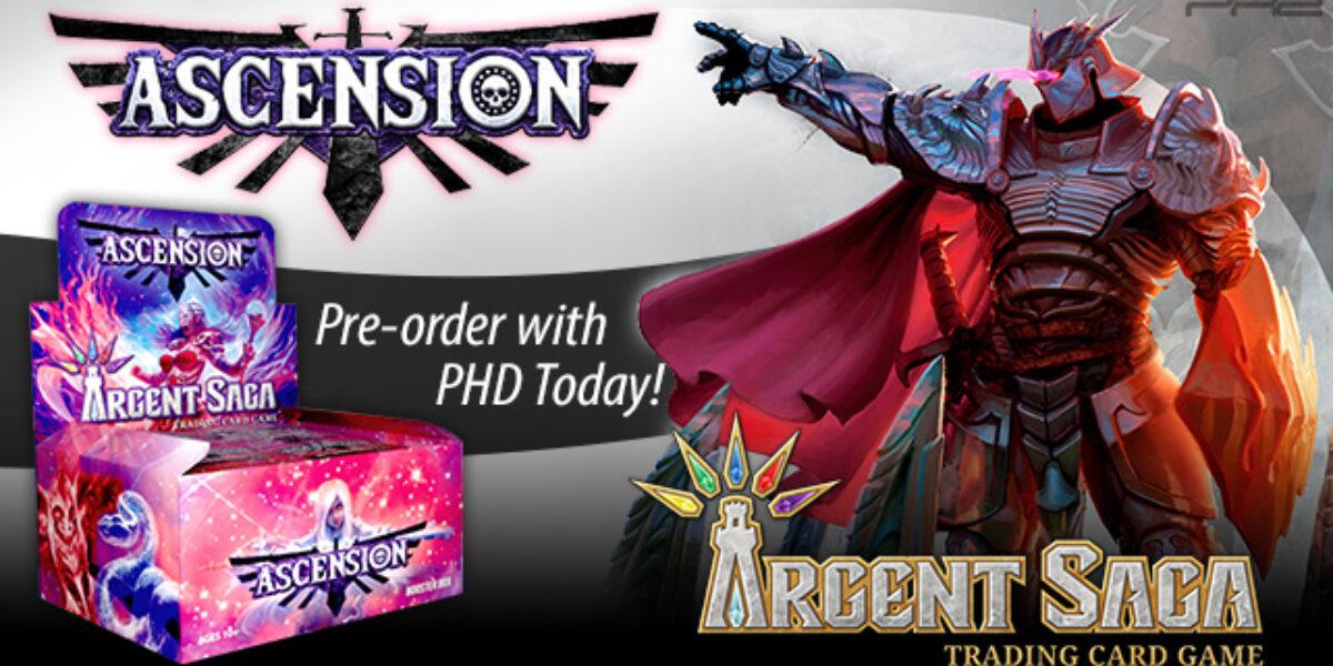 Argent Saga: Ascension — Alter Reality Games