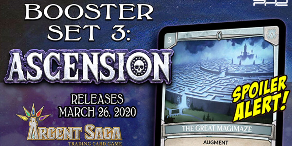 Argent Saga: Ascension Spoiler Alert!