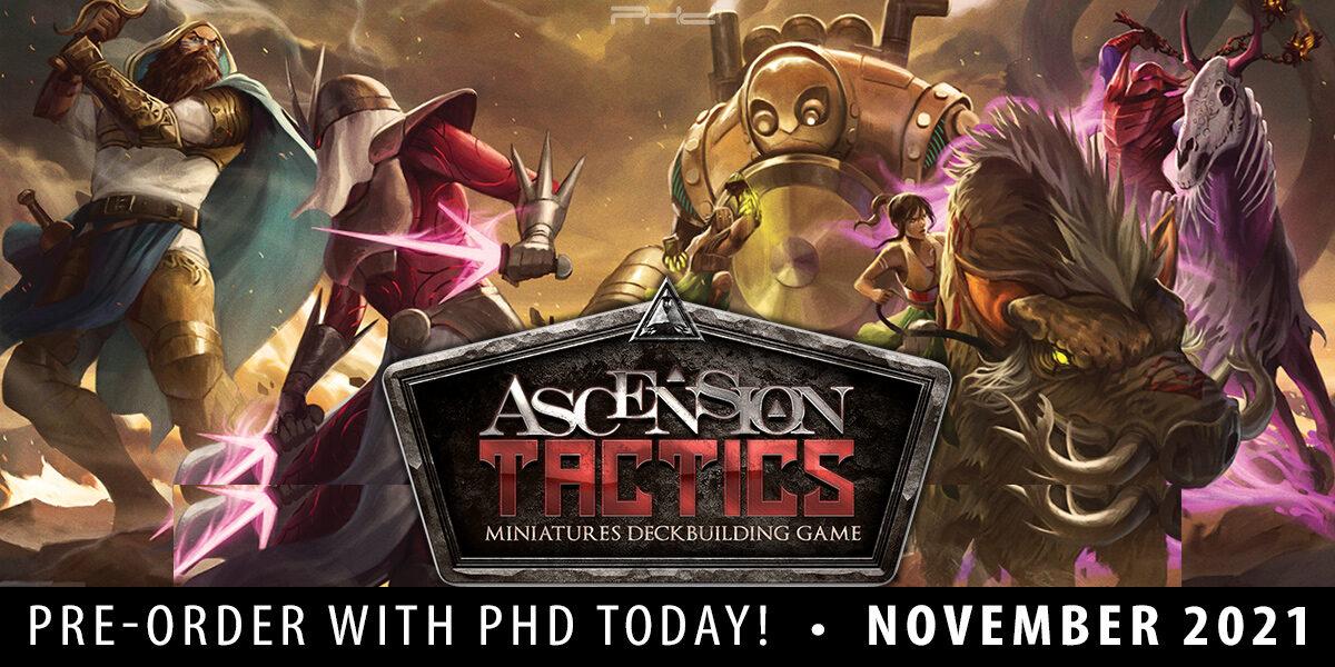 Ascension Tactics — Ultra•PRO