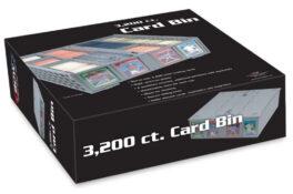 3200 Card Bin