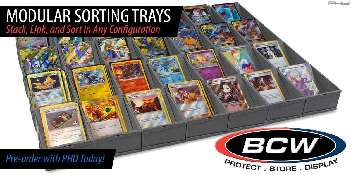 Modular Sorting Trays — BCW