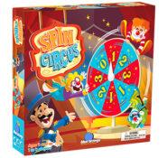 Spin Circus box