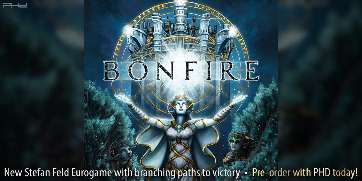 Bonfire — Pegasus Spiele