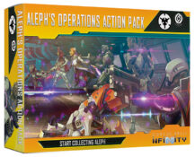 ALEPH OperationS Action Pack​