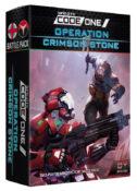 Infinity CodeOne: Operation Crimson Stone