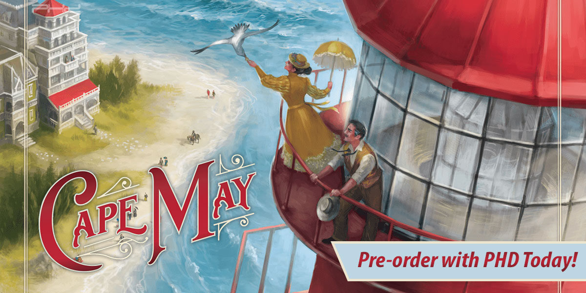 Cape May — Thunderworks Games