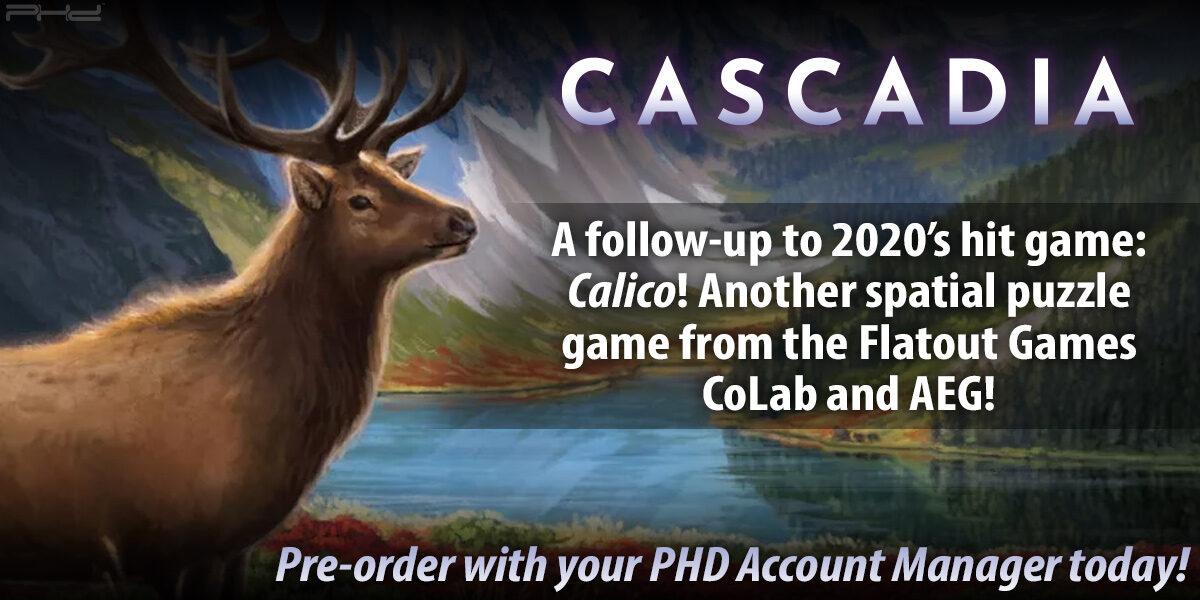 Cascadia — AEG