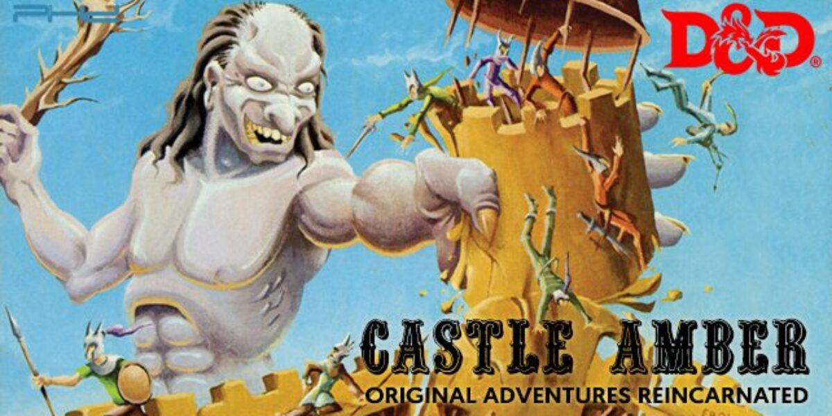 Castle Amber