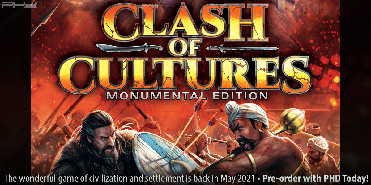 Clash of Cultures: Monumental Edition — WizKids