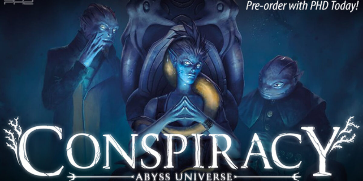 Conspiracy: Abyss Universe — Bombyx