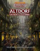 Warhammer Fantasy Rolelpay Altdorf