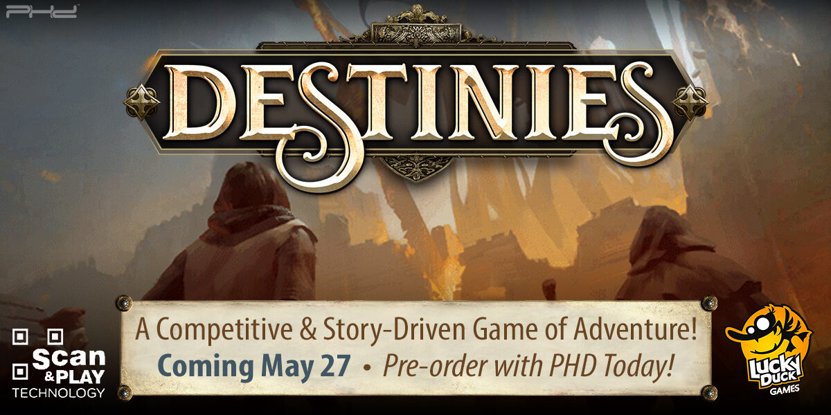 Destinies — Lucky Duck Games