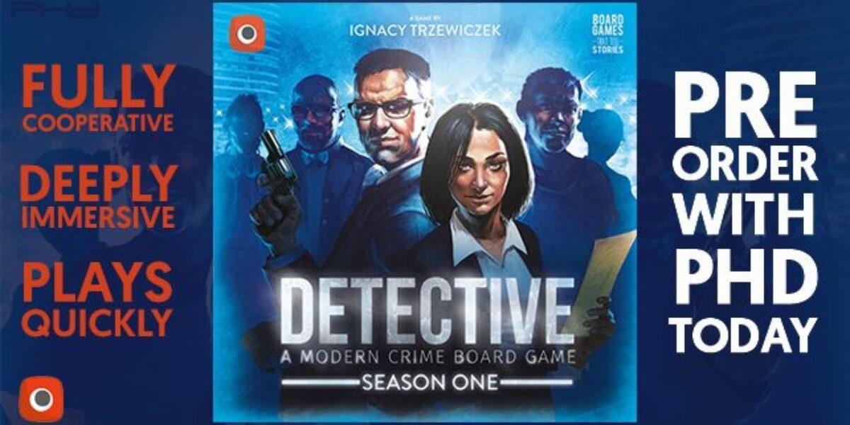 Detective: Season One – Portal Games