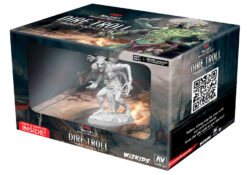 Dire Troll Paint Night Kit