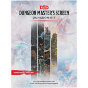 Dungeon Master's Screen Dungeon Kit cover