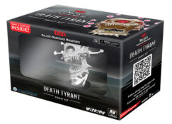 Death Tyrant box