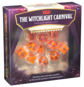 Wild Beyond the Witchlight dice set