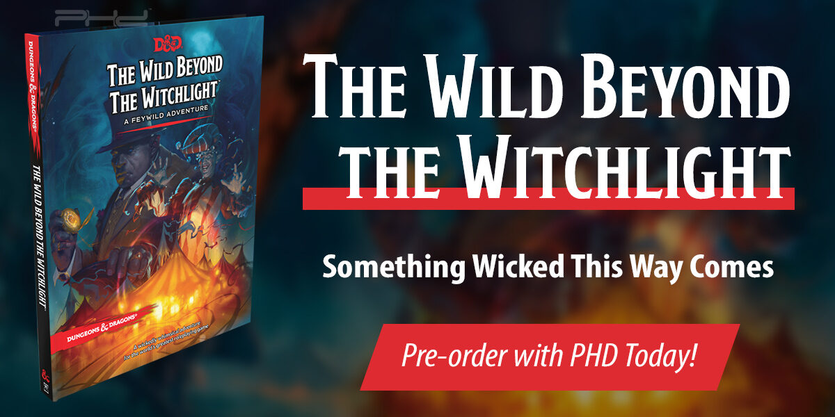 Dungeons & Dragons: The Wild Beyond the Witchlight — Wizards of the Coast