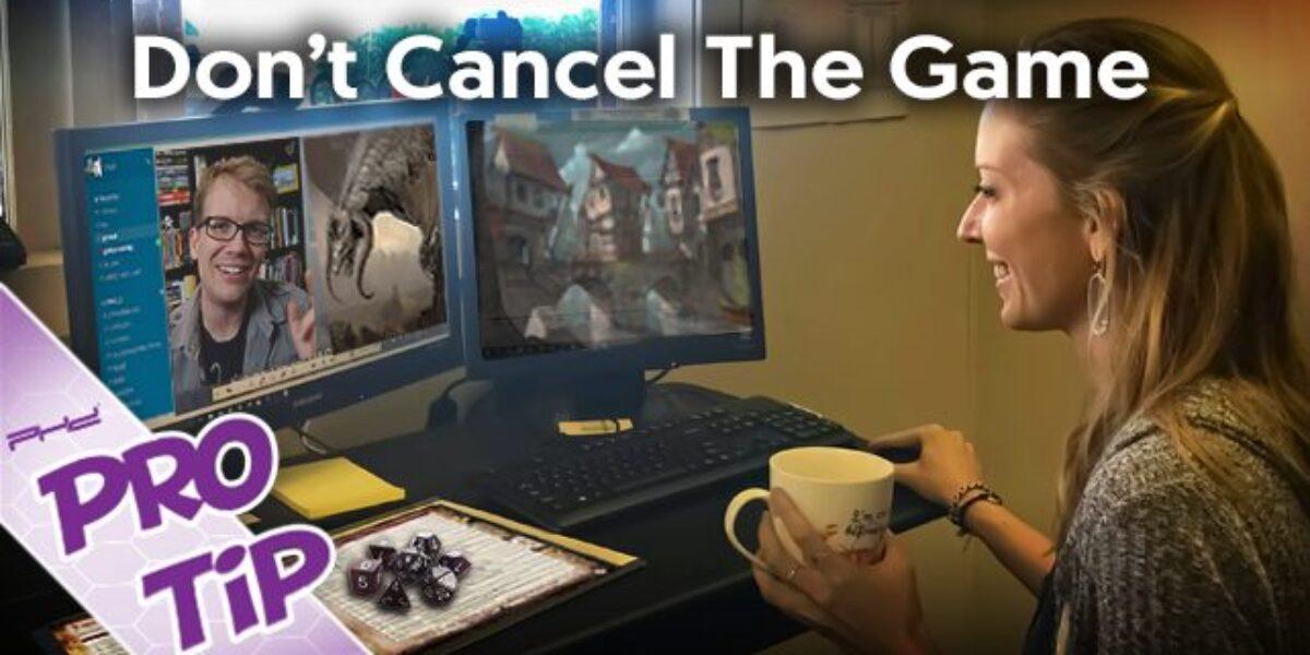 Dont Cancel