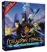 The Dragon Prince: Battlecharged box