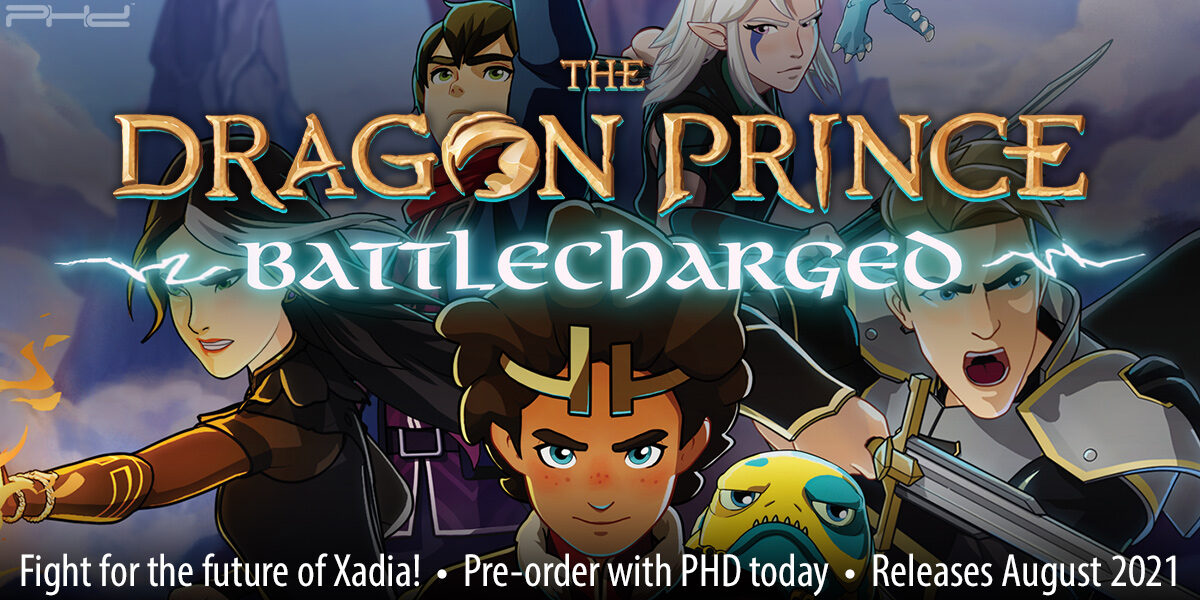 Dragon Prince: Battlecharged — Brotherwise Games