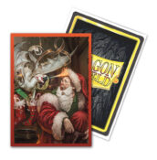 Dragon Shield Christmas 2021 Sleeves