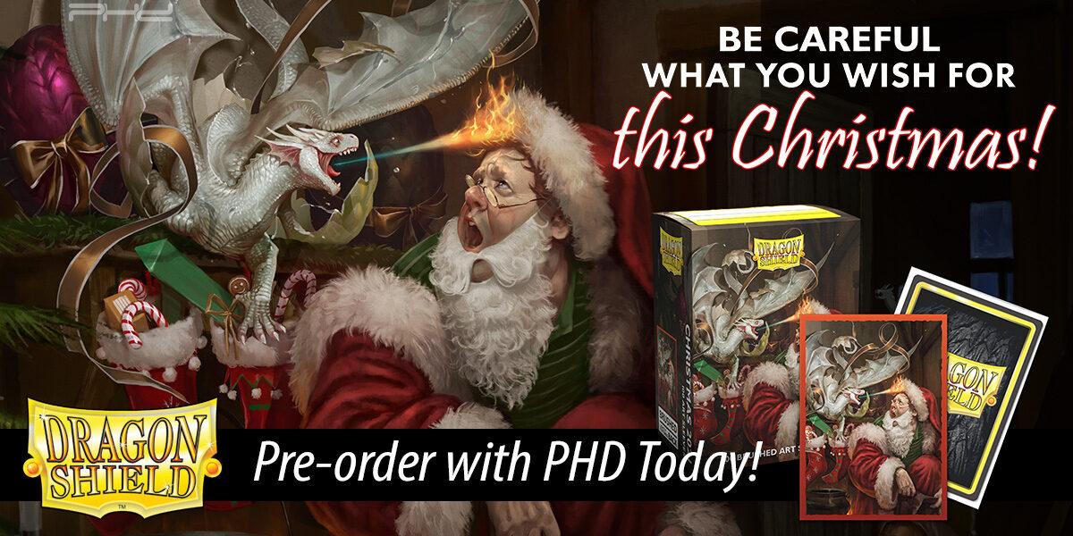 Dragon Shield: Christmas 2021 — Arcane Tinmen