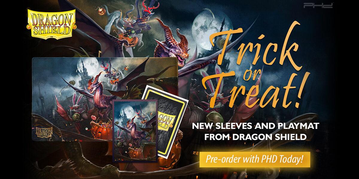 Dragon Shield: Halloween, Game of Thrones, & Japanese Dual Sleeves — Arcane Tinmen
