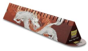 Dragon Shield Sleeves: Water Dragon Playmat package