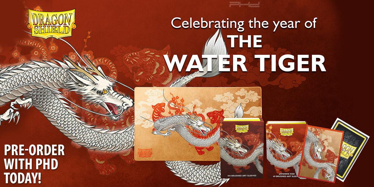 Lunar New Year 2022 Supplies — Dragon Shield