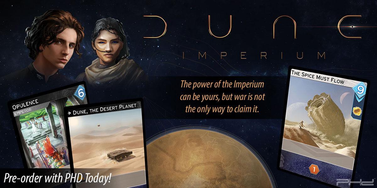 Dune Imperium — Dire Wolf Digital