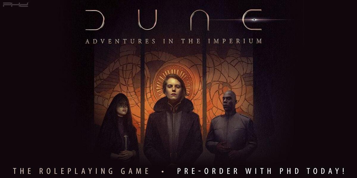 Dune RPG — Modiphius