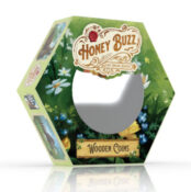 Honey Buzz Wooden Coins