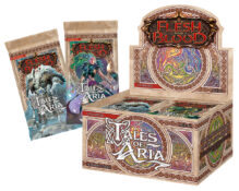 Tales of Aria Unlimited packaging