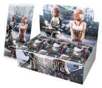 Final Fantasy TCG Opus 16: Emissaries of Light booster box & pack
