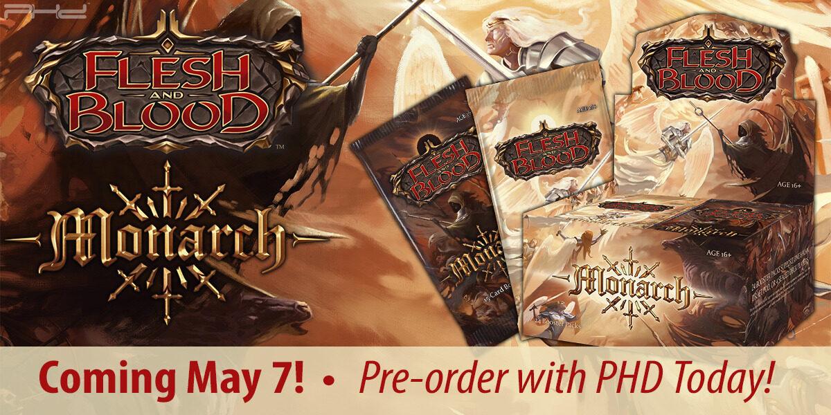 Flesh and Blood: Monarch — Legend Story Studios